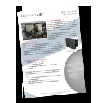Produktinformatie-LED-Videoscreen