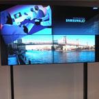 LCD-videowall